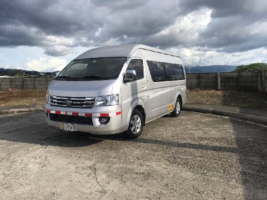 Private Shuttle in Costa Rica